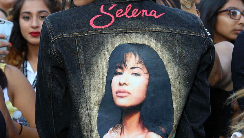 Chamarra de Selena
