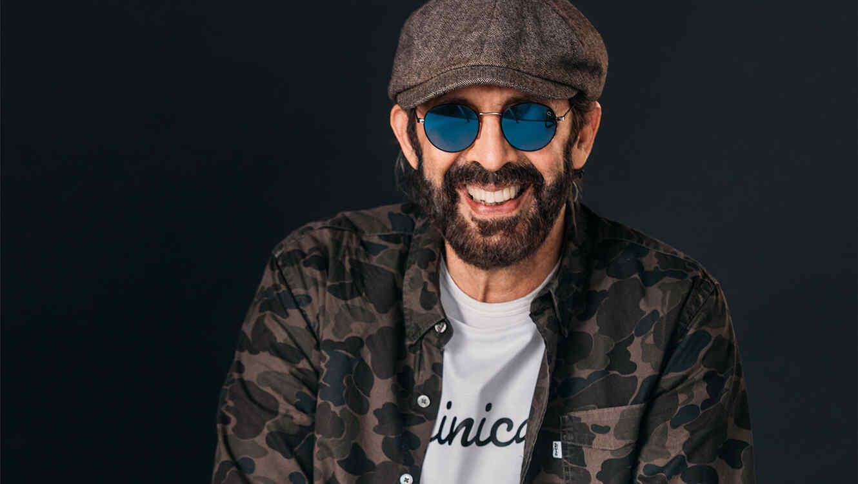 Juan Luis Guerra at Billboard Latin Music Week