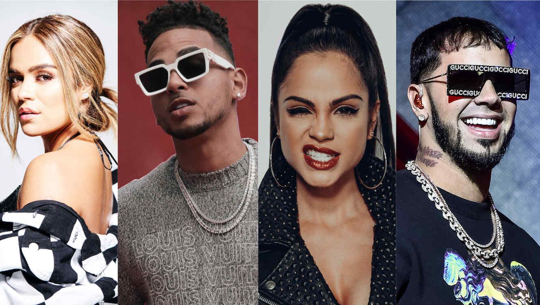 Premios Billboard Detrás de la Fama 2019