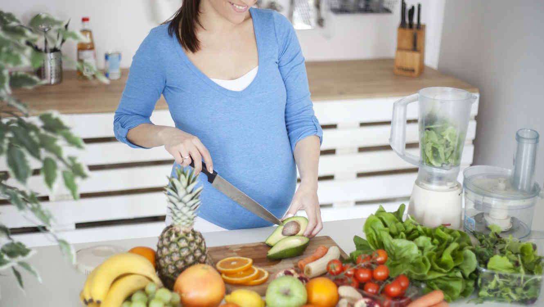 que dieta seguir en el embarazo