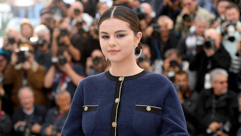 Selena Gomez at Cannes Festival