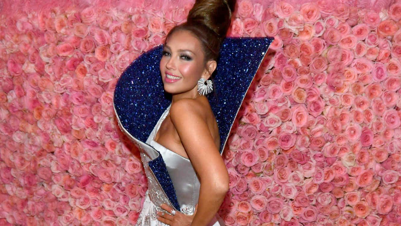 Thalía en la MET Gala 2019