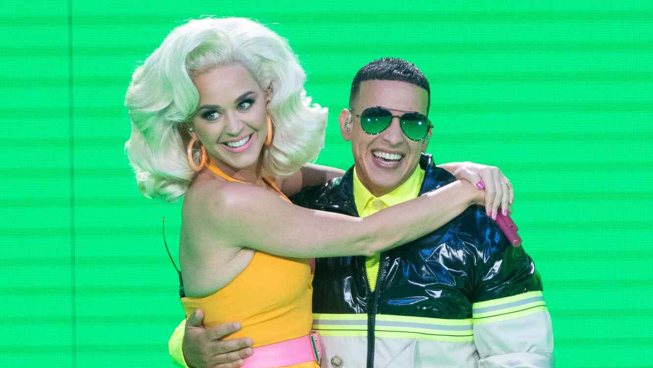 "Katy Perry and Daddy Yankee perform on ""American Idol"""