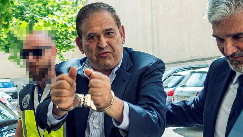 Alonso Ancira, empresario de Altos Hornos de México, detenido en Palma de Mallorca