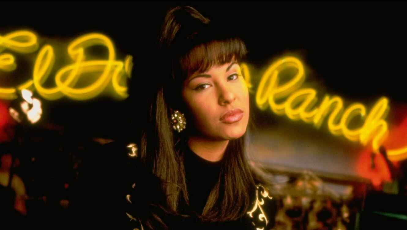 Selena Quintanilla rare video interview on Facebook