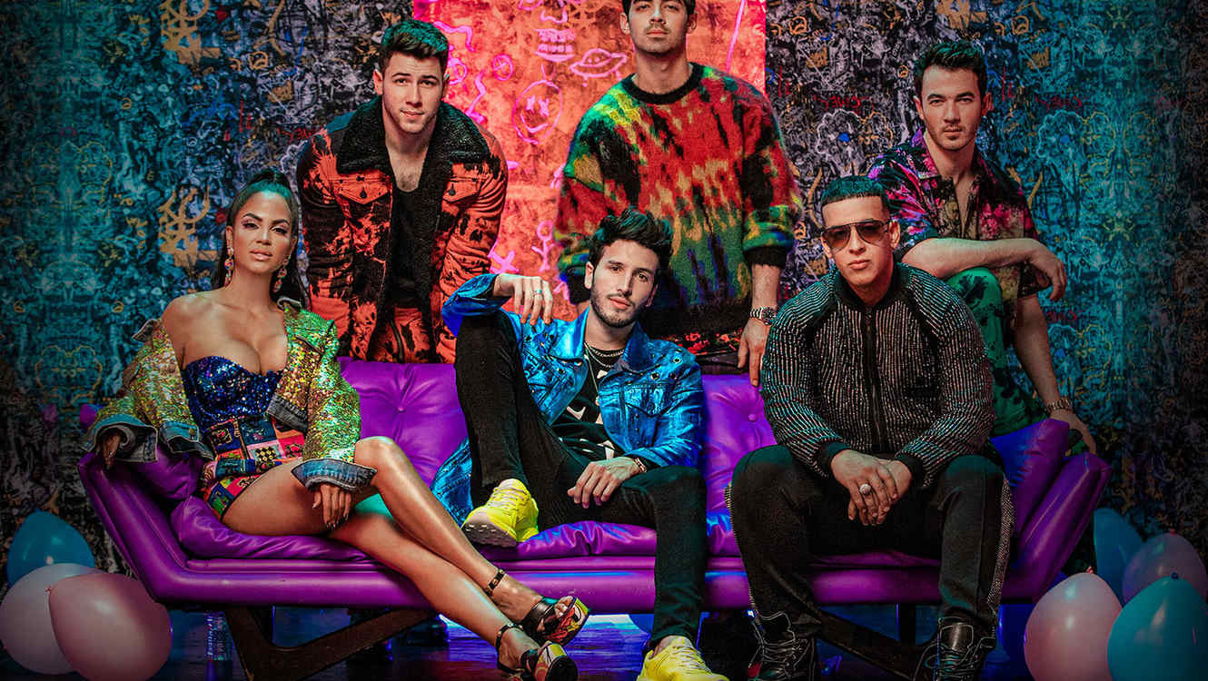 Sebastian Yatra joins forces with The Jonas Brothers