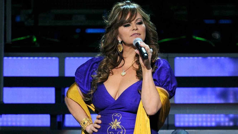 Jenni Rivera at the Latin Grammys 2010