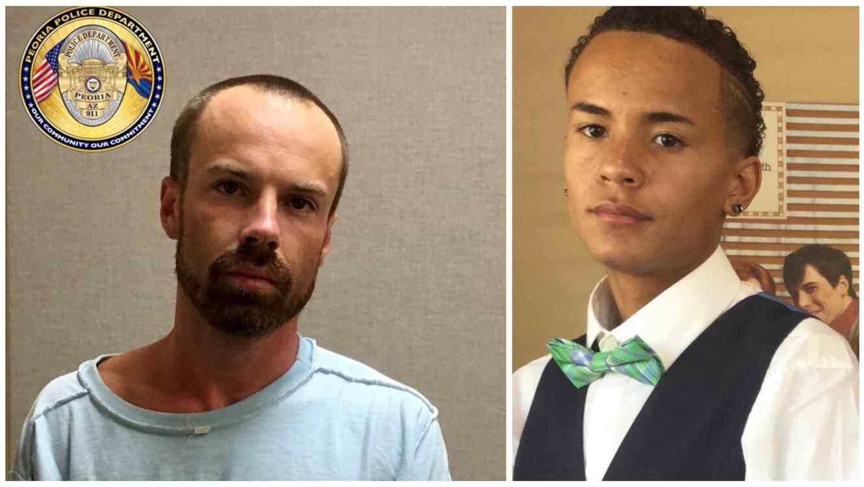 Michael Adams arrestado por presuntamente apuñalar a Elijah Al-Min en la garganta