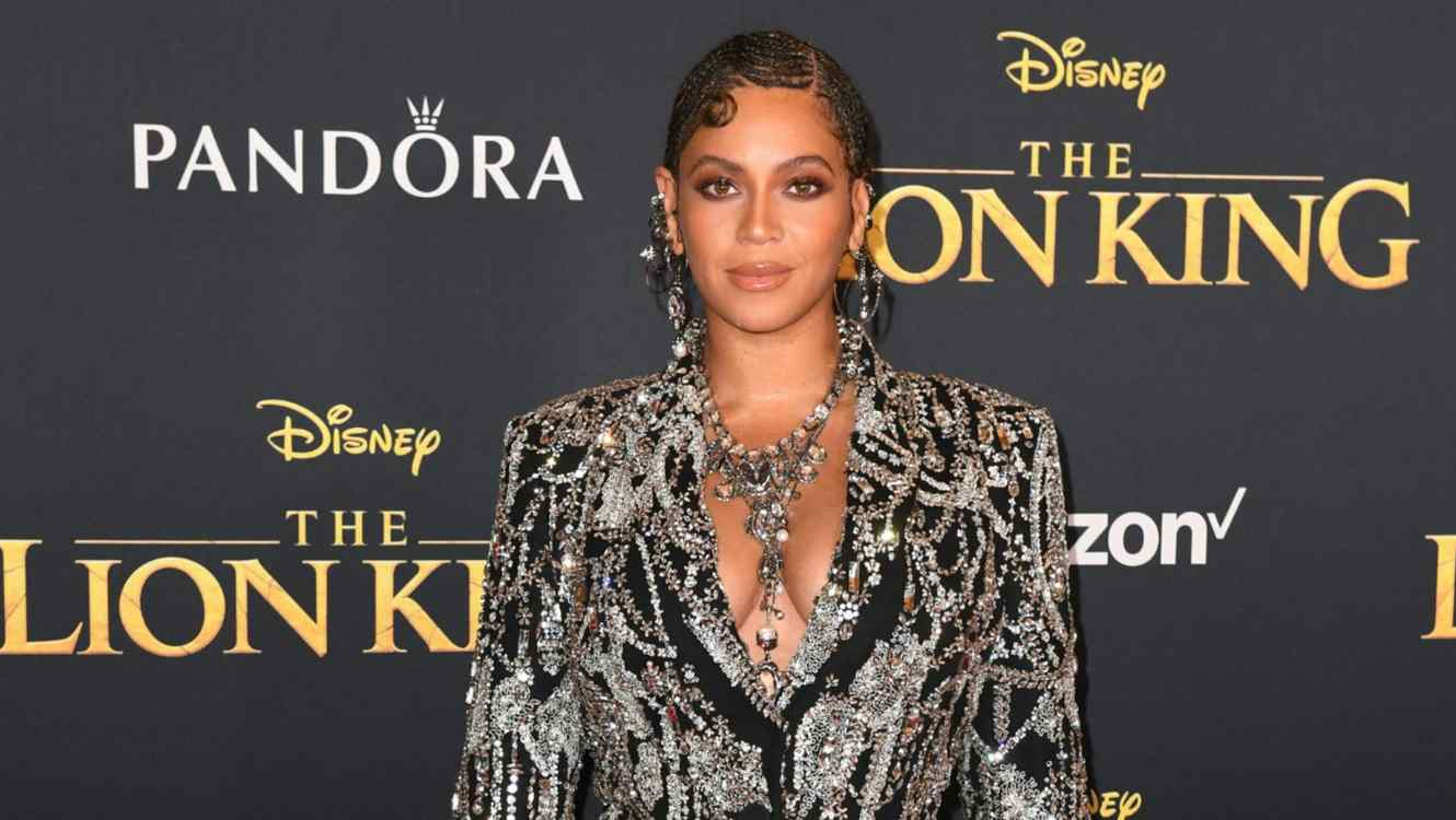 Image result for beyonce the lion king album