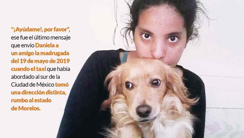 Imagen de Daniela Ramirez Ortiz, cuyo cadáver fue hallado el jueves 11 de julio en la Ciudad de México
