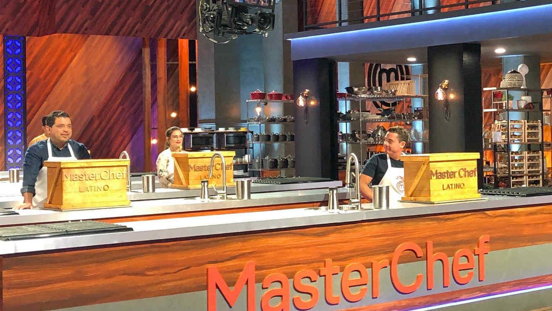 Participantes en el episodio 10 de MasterChef Latino 2