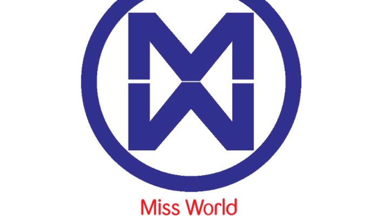 Logo del concurso de belleza Miss World America.