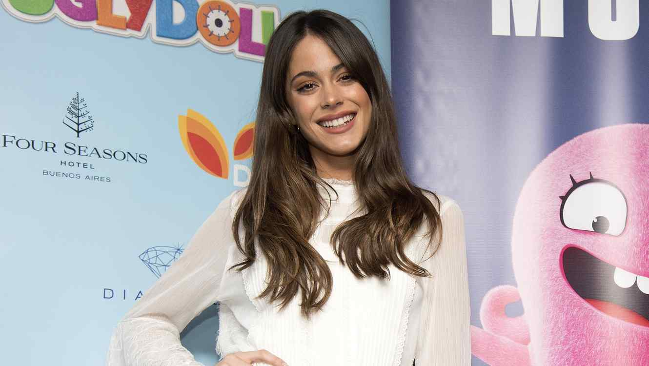 Tini at Ugly Dolls movie premiere