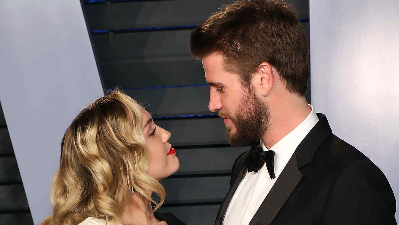 Miley Cyrus and Liam Hemsworth are over