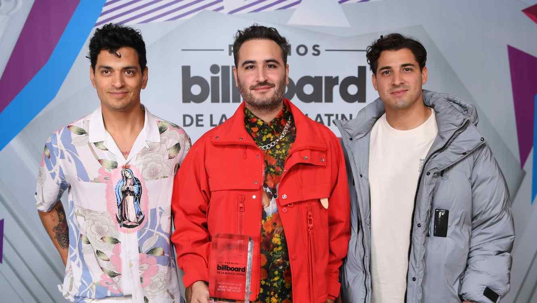 Reik at the 2019 Billboard Latin Music Awards