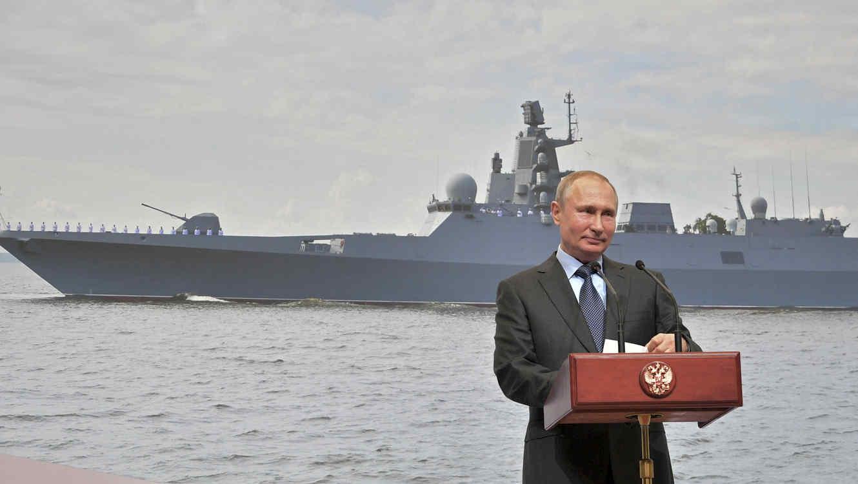 Rusia inicia funcionamiento de su central nuclear flotante