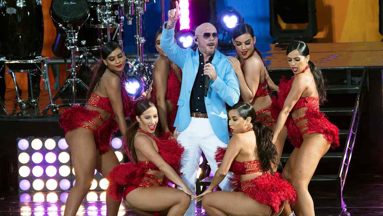Pitbull cancels concert in Los Angeles