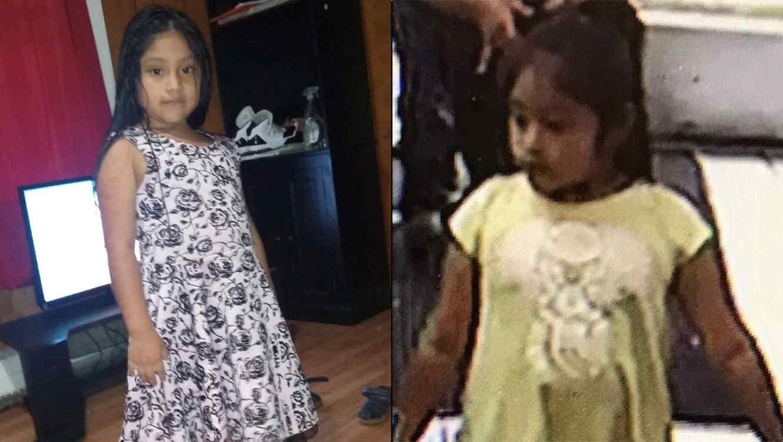 Fotografía de Dulce María Alavez, niña de 5 años que desapareció en Bridgeton, Nueva Jersey