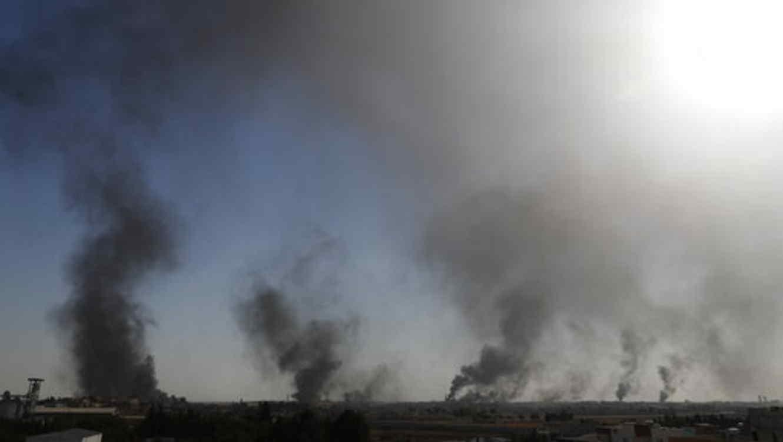 Turquía causa en 3 días éxodo de 100 mil civiles