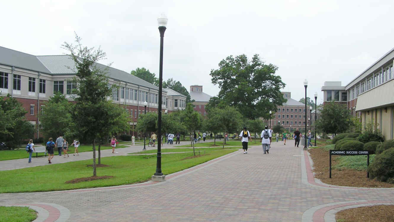 Campus de la Georgia Southern University