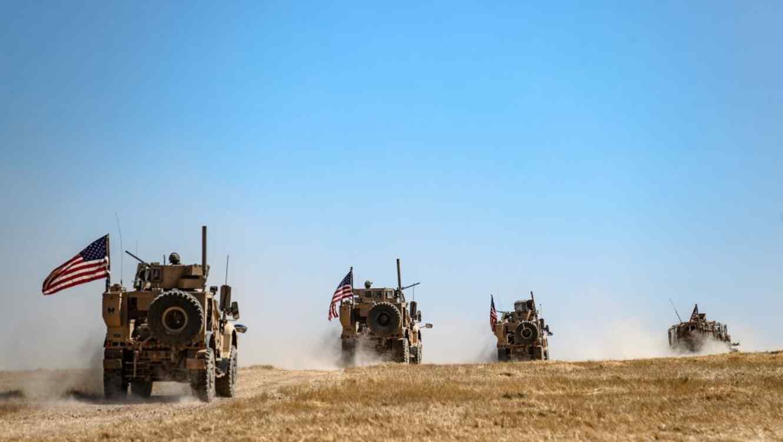 TOPSHOT-SYRIA-TURKEY-US-CONFLICT