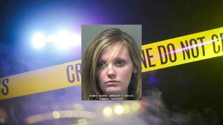 Chelsea Cheyenne, Becker, la mujer de 25 años acusada en California de dar a la luz a un bebé muerto con droga en su organismo.