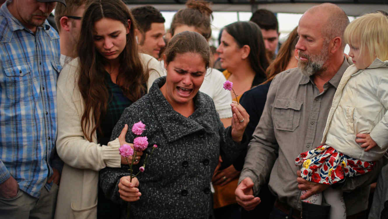 Funerals Are Held For American Mormons Killed In Ambush In Northern Mexico