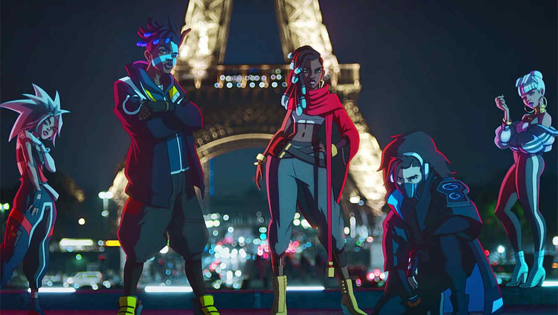 True Giants music video