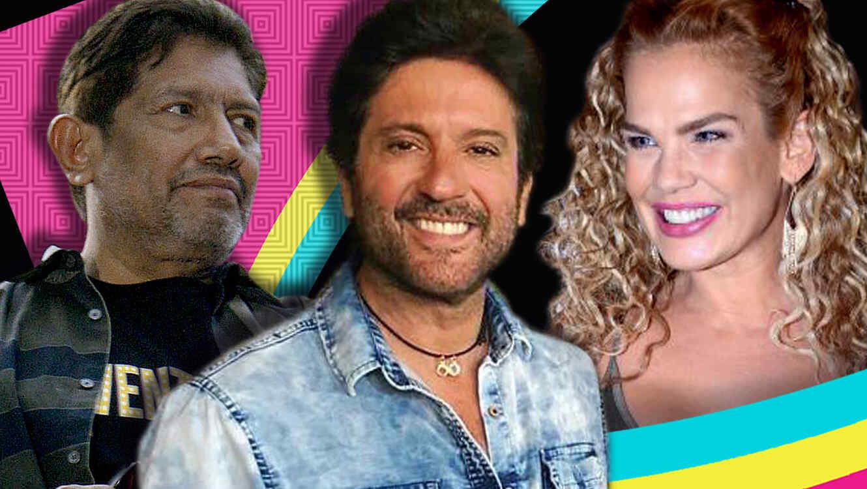 Niurka Marcos, Juan Osorio y Bobby Larios