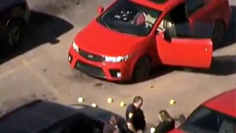 Tres muertos en un tiroteo en un Walmart de Oklahoma