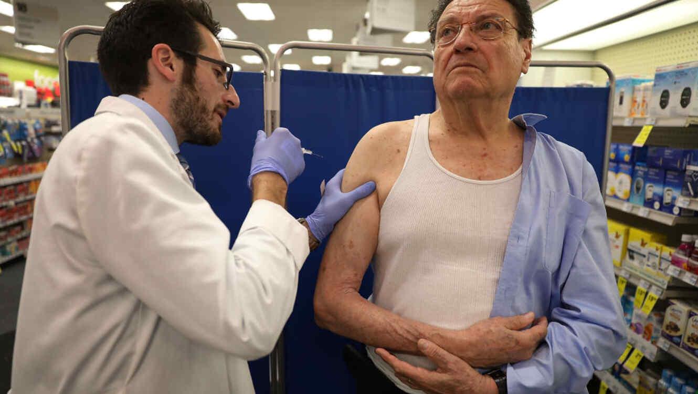 Vacuna de la gripe