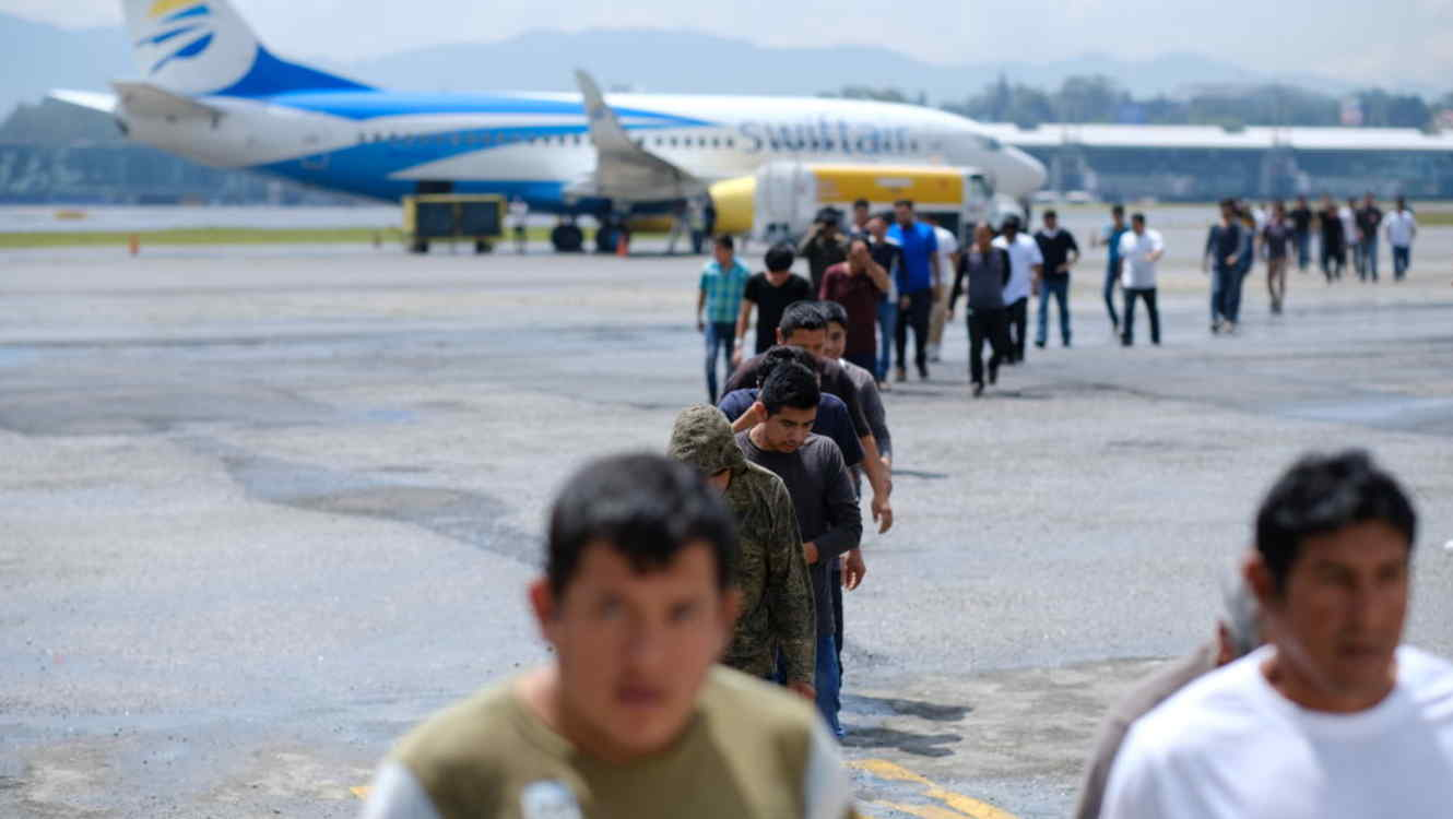 ICE Deports Guatemalan Families Under New Expedited Process