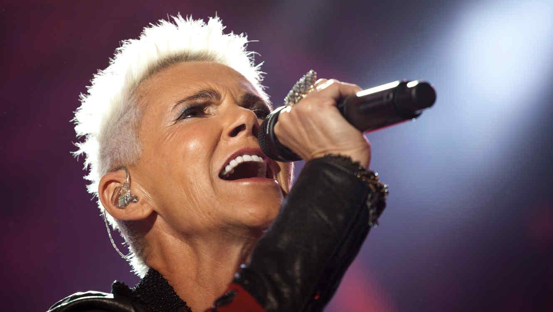 Marie Fredriksson, cantante de Roxette