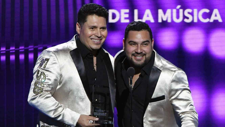 Banda MS at the Billboard Latin Music Awards
