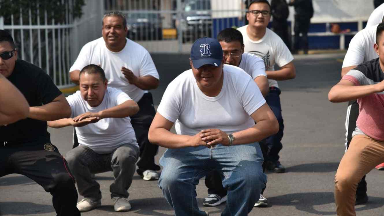 MEXICO-HEALTH-POLICE-OBESITY