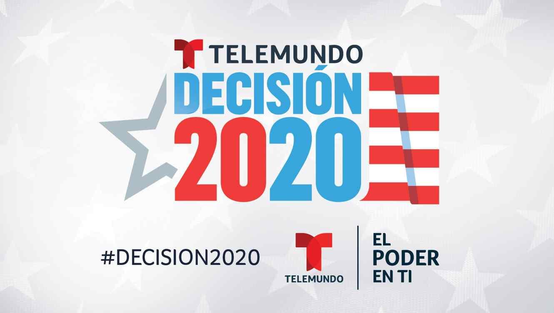 decision 2020 telemundo