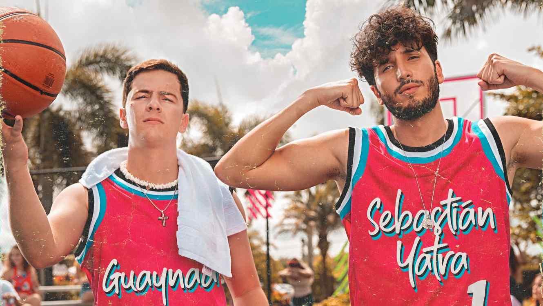 Guaynna y Sebastián Yatra