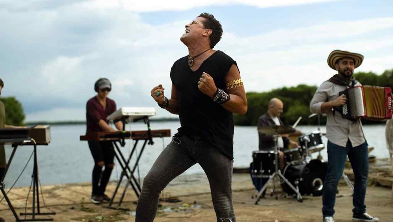 Carlos Vives en 'Cumbiana'