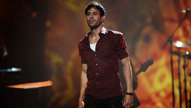 Enrique Iglesias finalista de los Latin Billboards