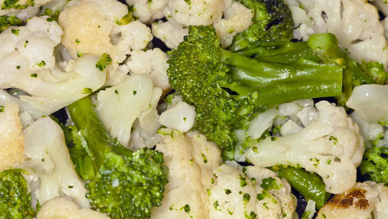 Colifror y brocoli