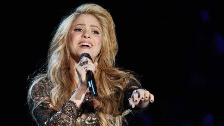 Finalista Premios Billboard 2016 Shakira