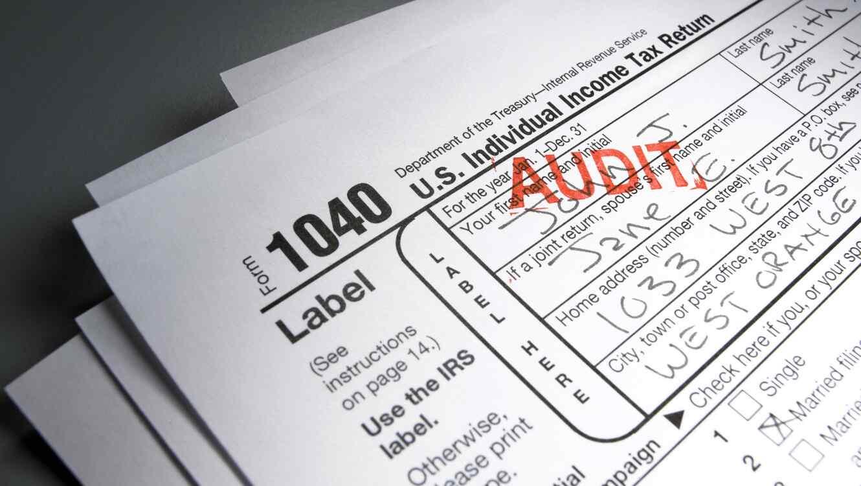 Documento con sello de auditoría