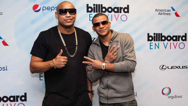 Gente de Zona en Billboard En Vivo