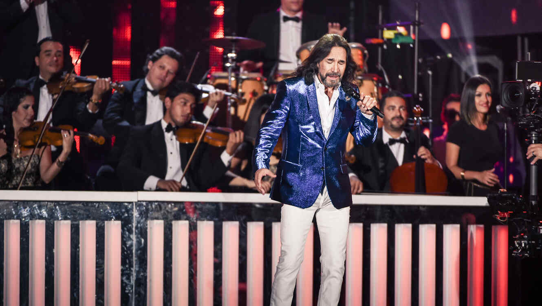Marco Antonio Solís Premios Billboard 2016