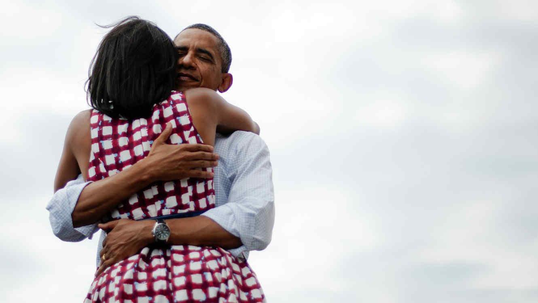 Así cambió Barack Obama en ocho años — Impresionante