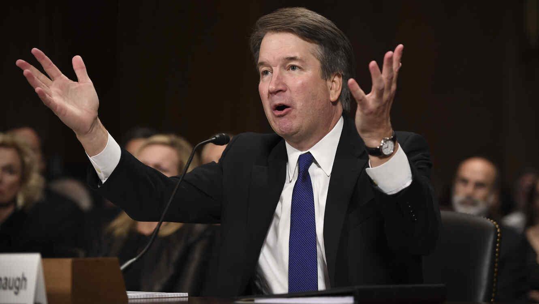 Mitch McConnell afirma que el Senado votará esta semana por la nominación de Kavanaugh