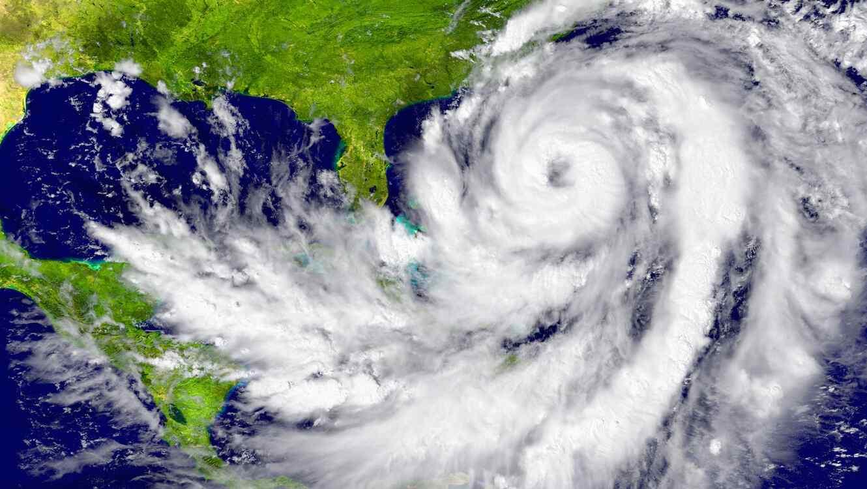 Huracán sobre Florida