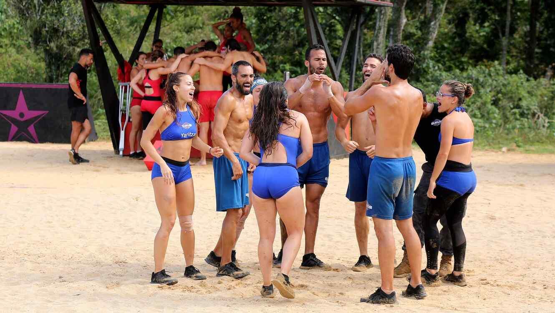 Team Contendientes regresó a La Fortaleza