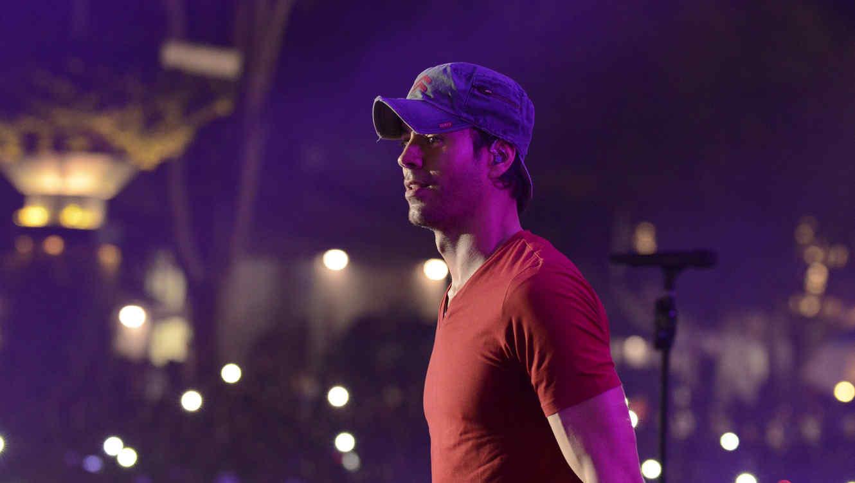 Enrique Iglesias en el L Festival 2015