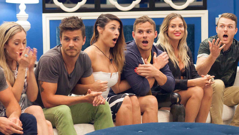 El elenco del programa Big Brother
